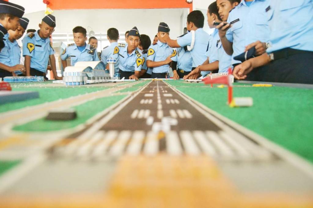 Web SMK Penerbangan PBD Medan 1