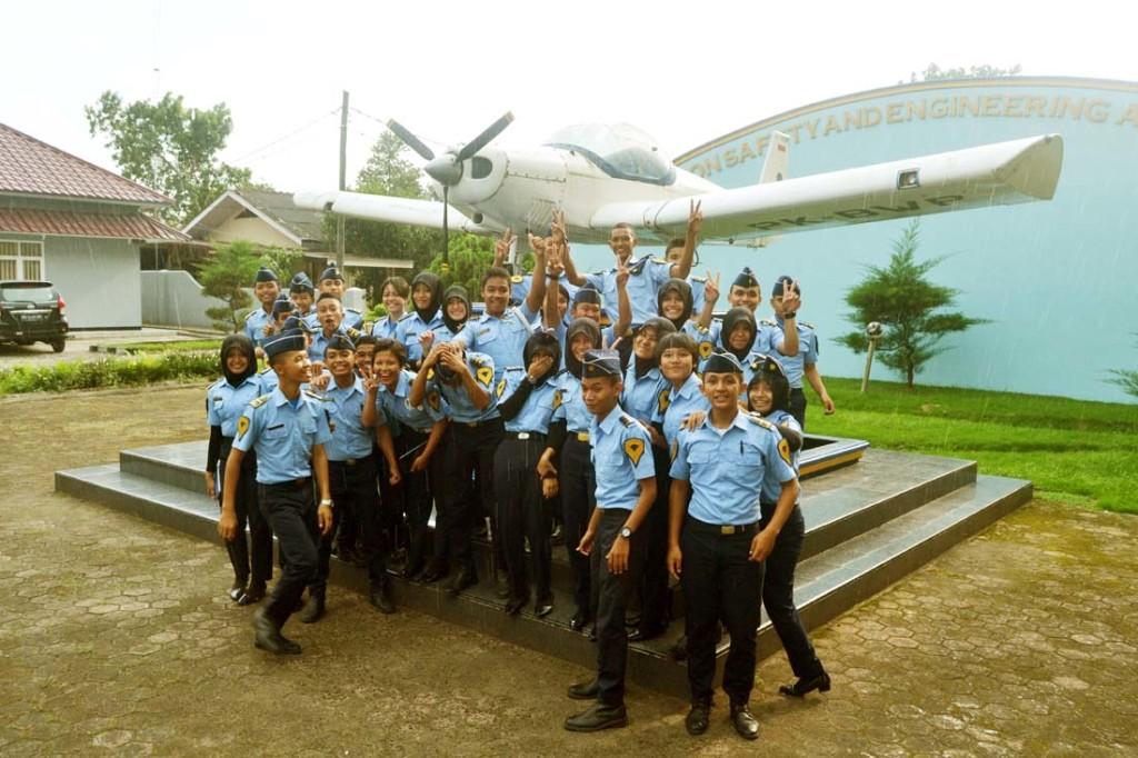 Web SMK Penerbangan PBD Medan 2